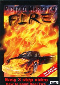 DVD | Richard Markham | FIRE | English