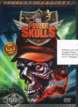 DVD | Eddie Davis | Power Skulls | English