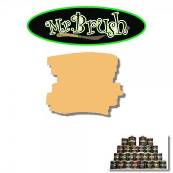 Mr. Brush / Pinstripefarbe / MB 021 Beige – Bild 1