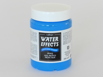 Vallejo Effect | 200ml | Pacific_Blue – Bild 1