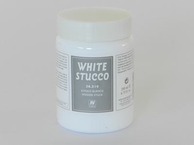 Vallejo Effect | 200ml | White_Stucco – Bild 1