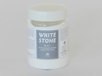 Vallejo Effect | 200ml | White_Stone – Bild 1