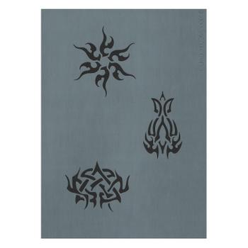 Createx Tattoo Stencil | Runen