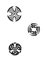 Createx Tattoo Stencil | SET II – Bild 3
