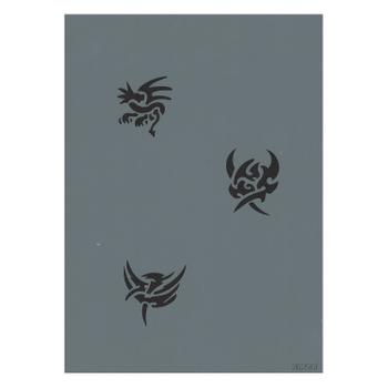 Createx Tattoo Stencil | Mystik
