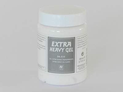 Vallejo Effect | 200ml | Exrta_Heavy_Gel – Bild 1