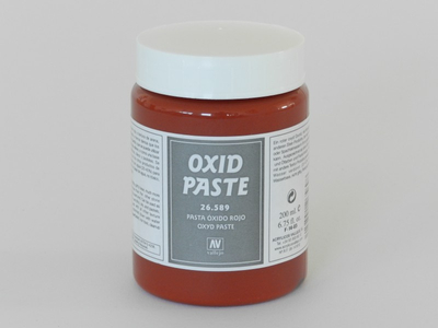 Vallejo Effect | 200ml | Oxid_Paste rot