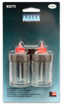 Aztek | Quick Connect Jar 2/3 oz. | 2 pcs. – Bild 1
