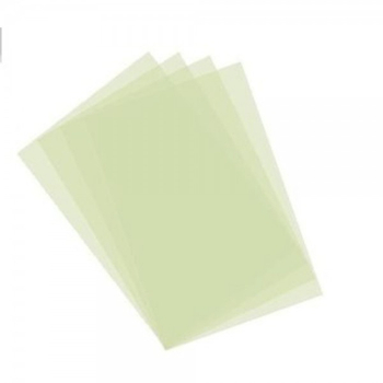 Schablonenfolie Mylar A4 | VE 10 Blatt