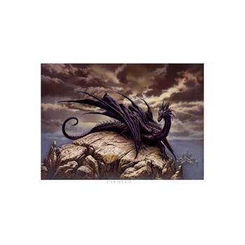 Dark Dsurion | Druck von Ciruelo