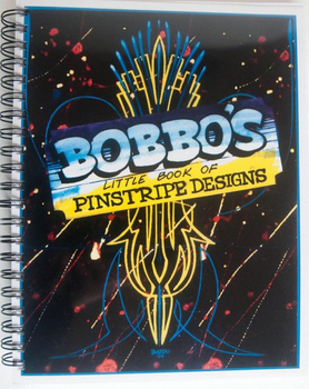 Bobbo´s Book of Pinstriping Design – Bild 2
