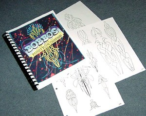 Bobbo´s Book of Pinstriping Design – Bild 3