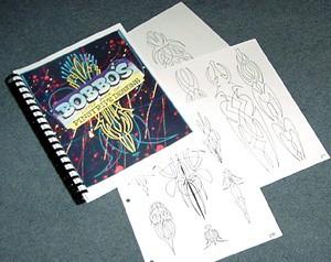 Bobbo´s Book of Pinstriping Design – Bild 3