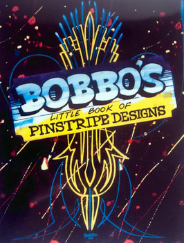 Bobbo´s Book of Pinstriping Design – Bild 1