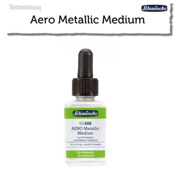 Schmincke |  28ml | AERO Metallic Medium