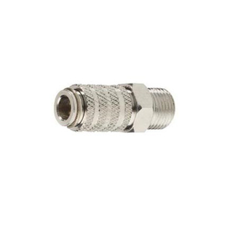 Quick coupling nd 2,7mm | male thread – Bild 1