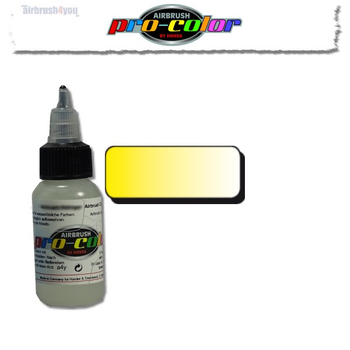 Hansa | Pro Color | 30ml | opak  Zitrusgelb
