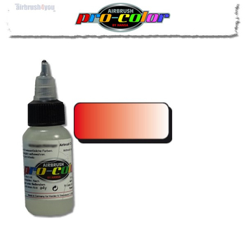 Hansa | Pro Color | 30ml | fire Red