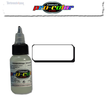 Hansa | Pro Color | 30ml | White