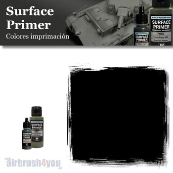 Vallejo | Primer | Black