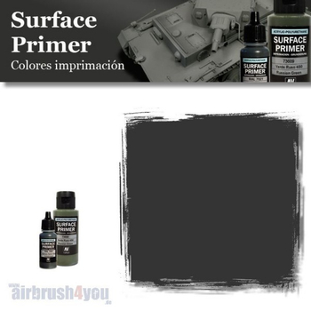 Vallejo | Primer | Dark Grey | RAL7021