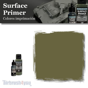 Vallejo | Primer | Earth Green (Early)