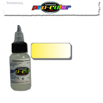 Hansa | Pro Color | 30ml | Neon Gelb