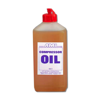 compressor oil | 500 ml | AMI