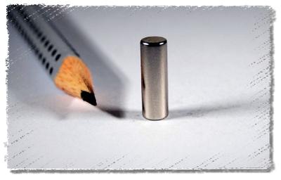 Magnet | Stab | 5 Stck. | 5 x 15mm – Bild 1
