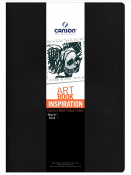 Canson Art Book Inspiration 24Blatt 96g/m² | VE 2 Stck.