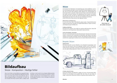 Technique Book | Georg Huber | Air und Brush | German – Bild 2