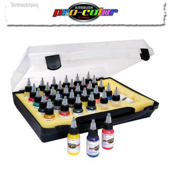 Pro Color | Farbkoffer | 28 Farben