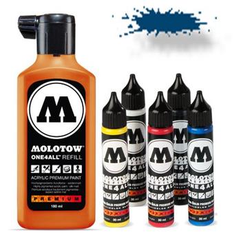 Molotow | One 4 All | 180ml | Petrol – Bild 1