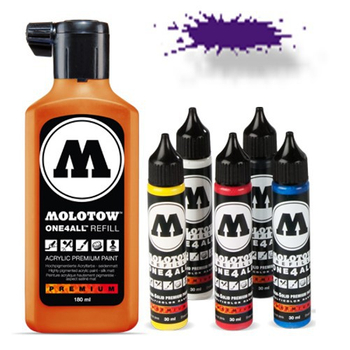 Molotow | One 4 All | 180ml | CES Violett – Bild 1