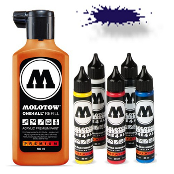 Molotow | One 4 All | 180ml | Violet dark – Bild 1