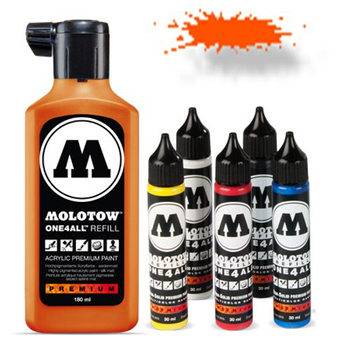 Molotow | One 4 All | 180ml | DARE Orange – Bild 1