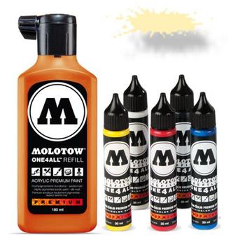 Molotow | One 4 All | 180ml | Vanilla pastel – Bild 1