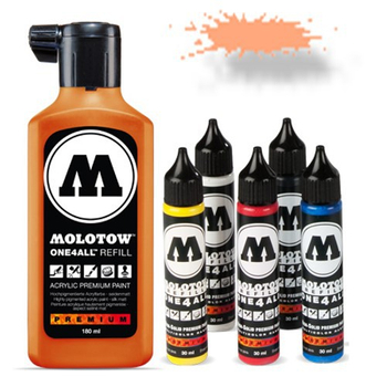 Molotow | One 4 All | 180ml | Peach pastel – Bild 1
