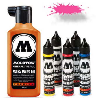 Molotow | One 4 All | 180ml | Neon Pink – Bild 1