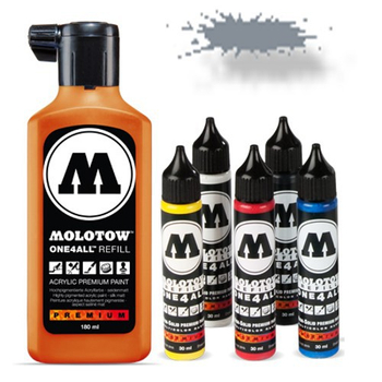 Molotow | One 4 All | 180ml | Cool Grey – Bild 1