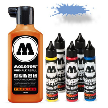Molotow | One 4 All | 180ml | Lagoon blue – Bild 1