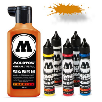 Molotow | One 4 All | 180ml | Ockerbraun hell – Bild 1