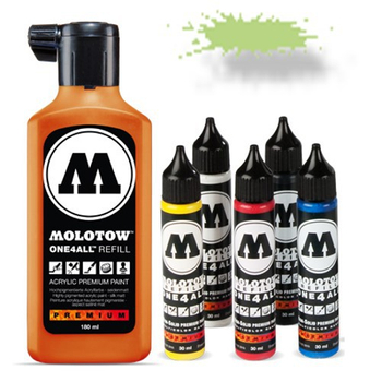 Molotow | One 4 All | 180ml | Neon Grün fluores. – Bild 1