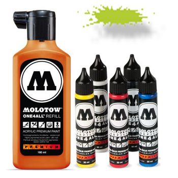 Molotow | One 4 All | 180ml | Grashopper – Bild 1