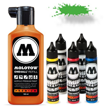 Molotow | One 4 All | 180ml | KACA077 Universes Green – Bild 1