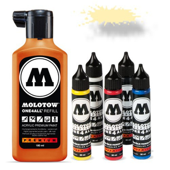 Molotow | One 4 All | 30ml | Vanilla – Bild 1