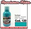 JVR Kolor | 130ml | 120 opak turqoise