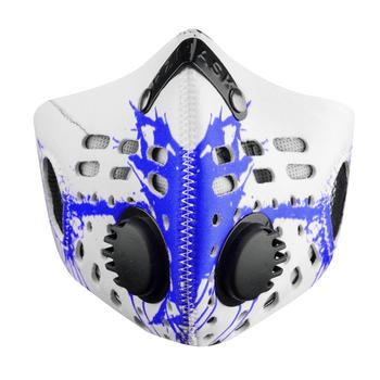RzMask | M1 | Splat Blue – Bild 1