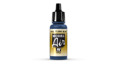Vallejo Model Air | 17ml | 004 | Blue – Bild 1