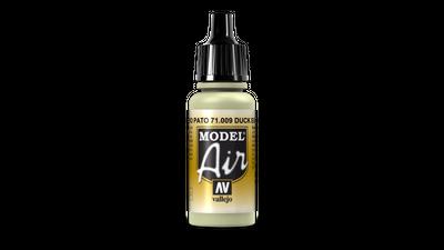 Vallejo Model Air | 17ml | 009 | DuckEgg Green